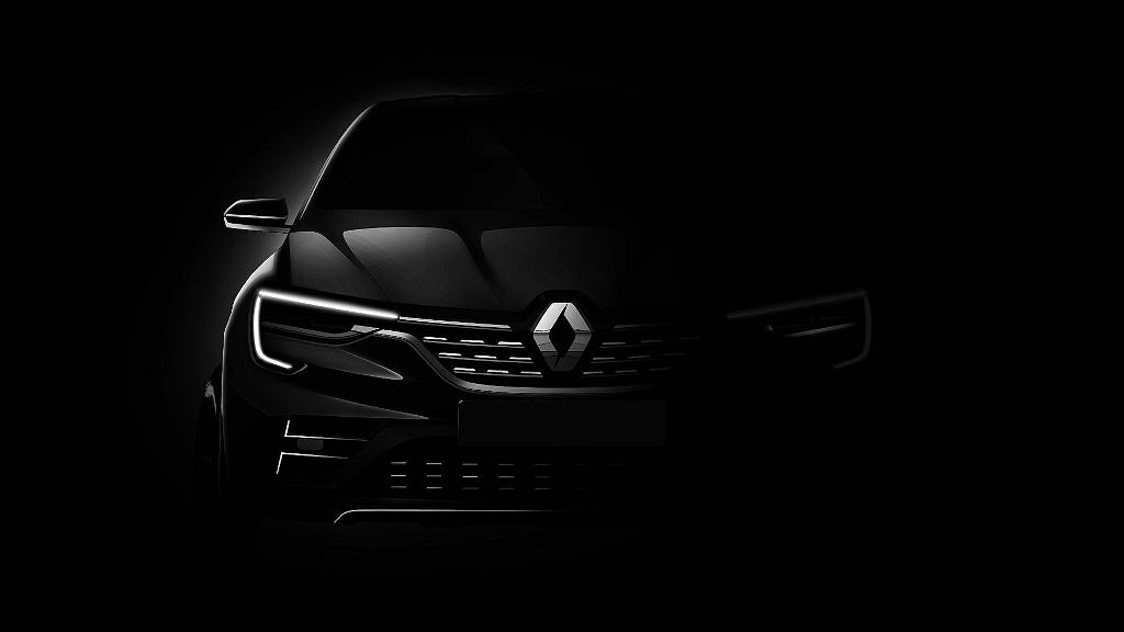 Nowy crossover Renault teaser