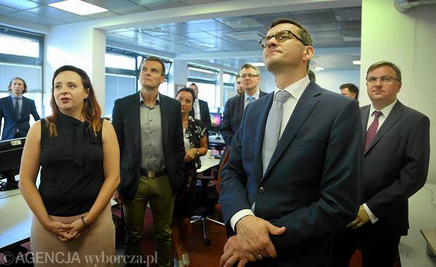 """Wicepremier w rządzie PiS uspokaja biznes na Śląsku. """"Jesteśmy ekipą wolnorynkową"""""""