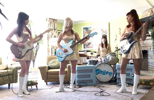 The Surfjettes