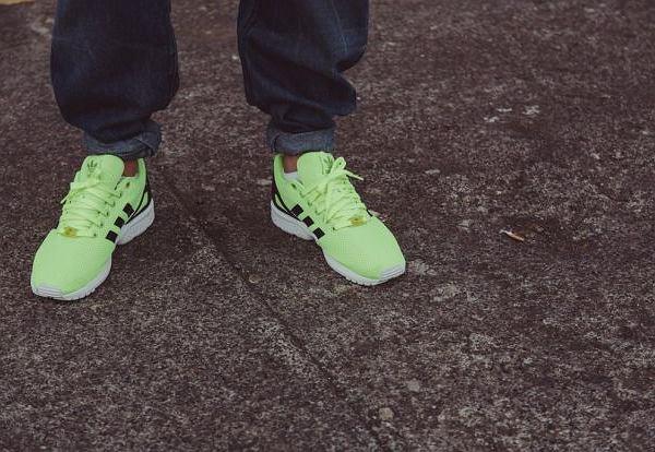 Buty z kolekcji Adidas. Cena: ok 400 zł