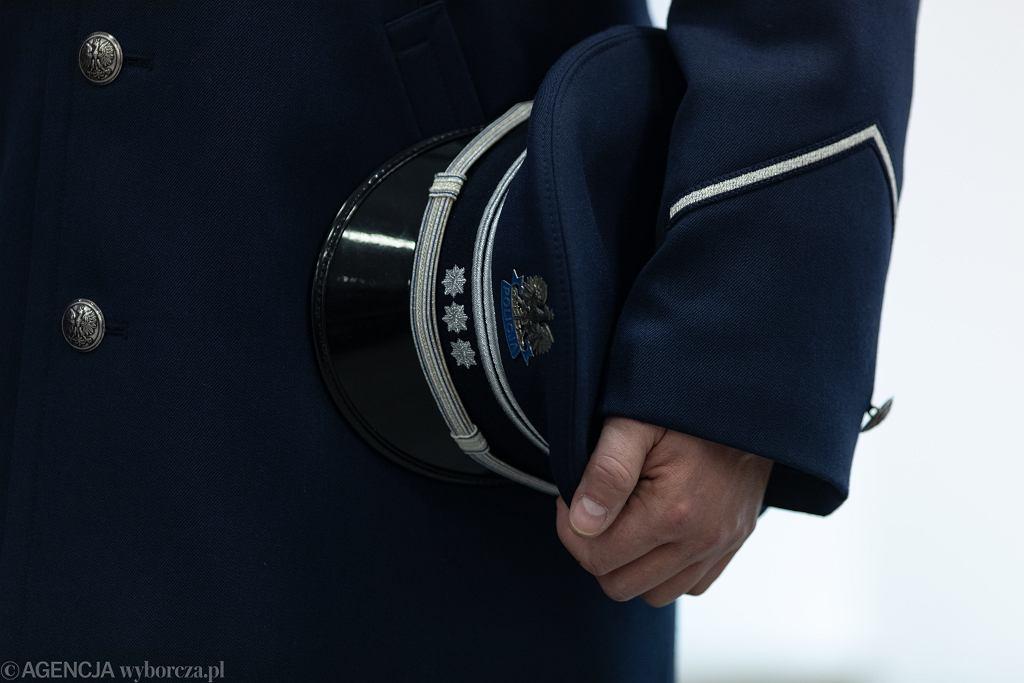 Policjant / zdjęcie ilustracyjne