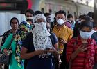 Koronawirus w Indiach nie wzbudza paniki. Miliardowy kraj ma wciąż mniej zakażeń niż Polska