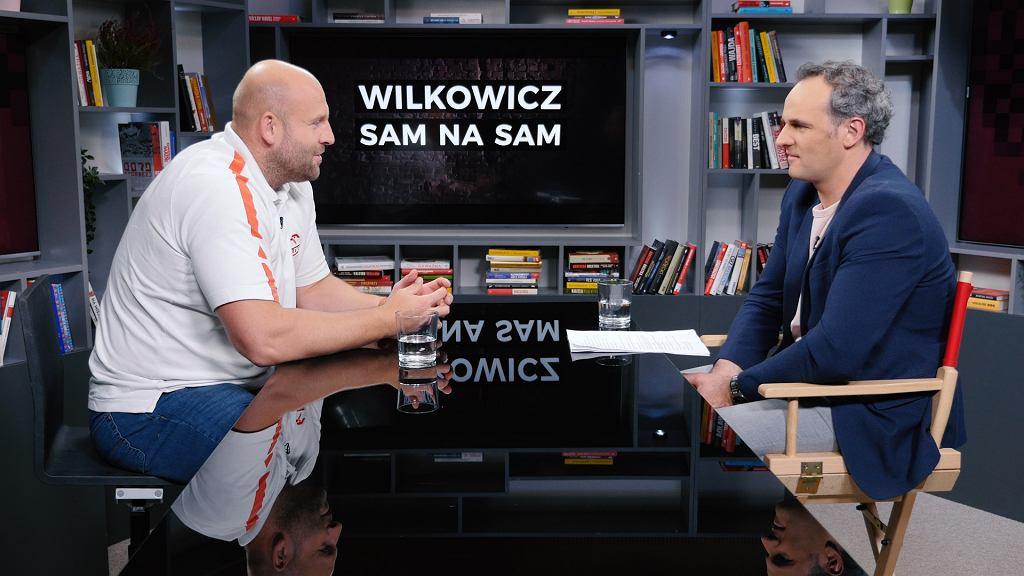 Piotr Małachowski w Wilkowicz Sam na Sam