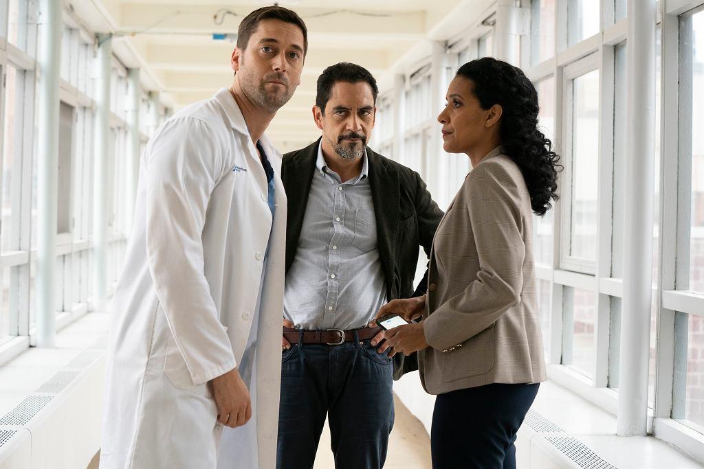 'New Amsterdam': Max Goodwin z ekipą w nowojorskim szpitalu