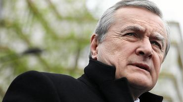 Minister kultury i dziedzictwa narodowego Piotr Gliński.