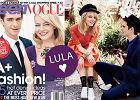 """Emma Stone z ukochanym Andrew Garfieldem w zabawnej sesji dla """"Teen Vogue"""" [ZDJĘCIA + WIDEO]"""