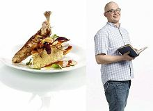 Perliczka na ciastku a la piróg biłgorajski - ugotuj