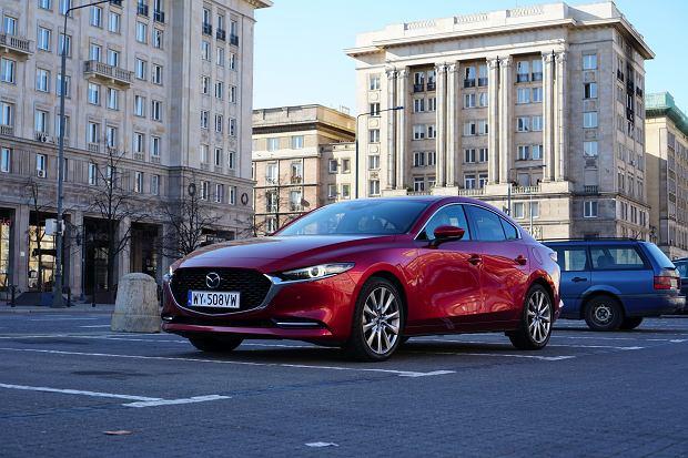 Napęd 4x4 w sportowym kompakcie! Ta Mazda 3 Skyactiv-X została dopracowana do perfekcji!