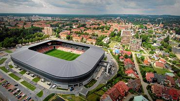 Nowoczesny stadion w Tychach