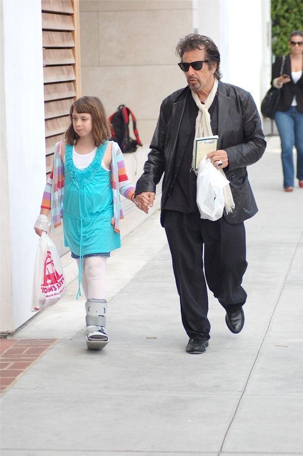 Al Pacino, córka Olivia