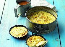 Ciasto kalafiorowe ztuńczykiem - ugotuj