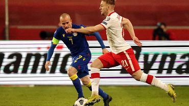 Kamil Jóźwiak mówi o relacjach z Rooneyem.