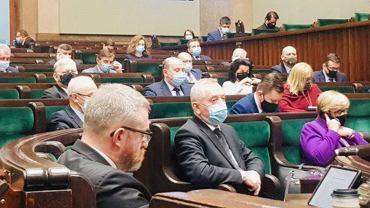 Obrady Sejmu, 30 marca