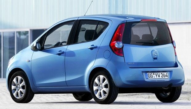 Opel Agila (fot. GM)