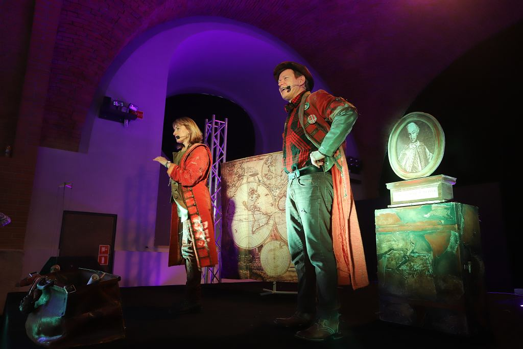 'Teatr Okiem Guliwera', Teatr Lalek Guliwer / fot. Borys Skrzynski