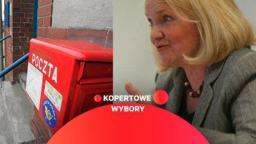 Ewa Kulesza o wyborach kopertowych