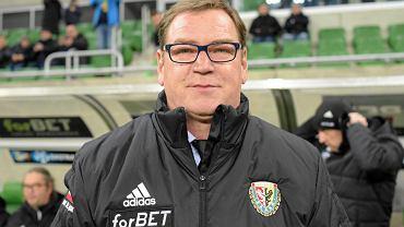 Trener Jan Urban
