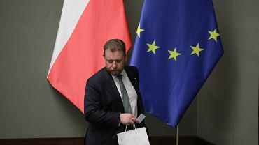 Łukasz Szumowski w Sejmie