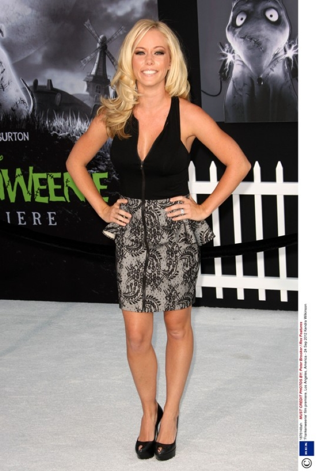 Mandatory Credit: Photo by Peter Brooker / Rex Features (1876148ah)  Kendra Wilkinson  'Frankenweenie' film premiere, Los Angeles, America - 24 Sep 2012
