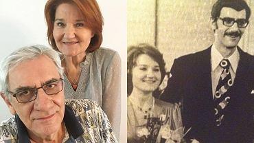 """Wiktor Zborowski i Maria Winiarska świętują """"bolesną"""" 45. rocznicę ślubu. Dużo archiwalnych zdjęć"""