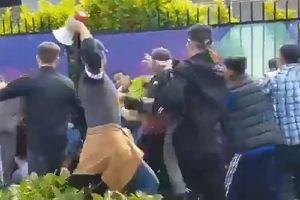 Zamieszki na trybunach w Anglii podczas meczu mistrzostw świata. Interweniowała ochrona [WIDEO]