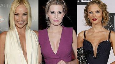 Taylor Swift, Weronika Książkiewicz, Agnieszka Popielewicz.