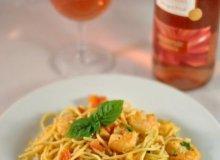 Spaghetti z krewetkami - ugotuj
