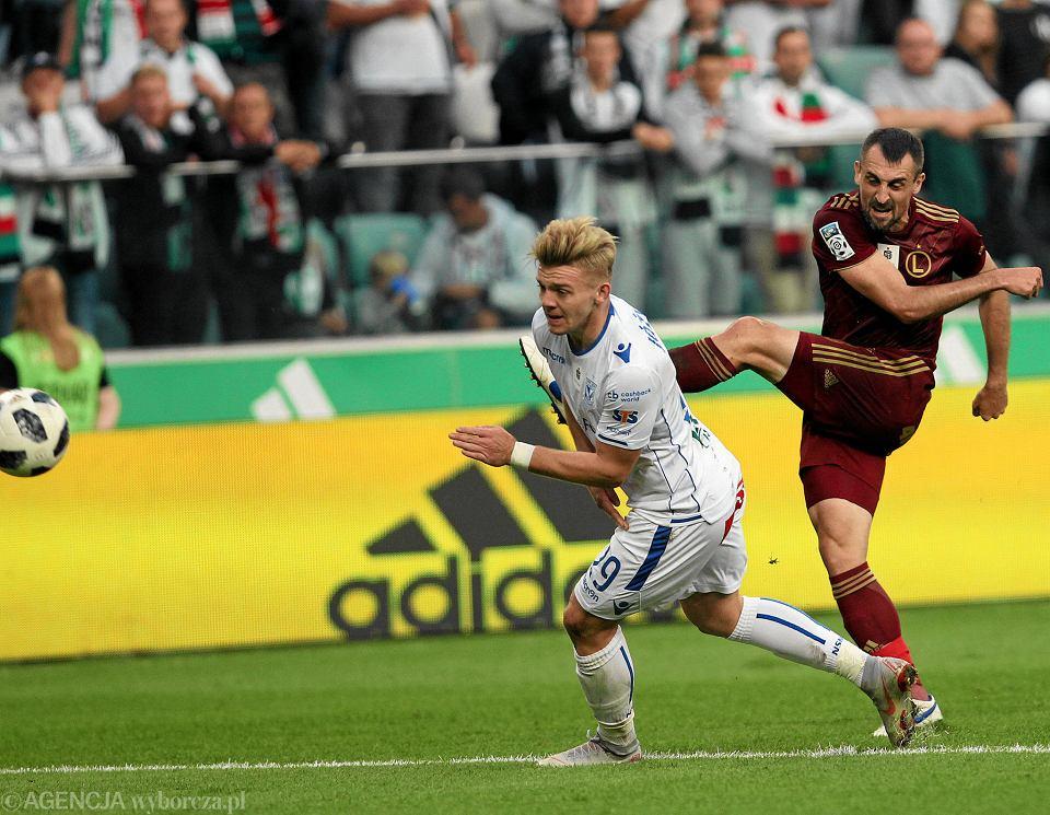 Legia Warszawa Lech Poznań 10 Kolejorz Bezradny Bez