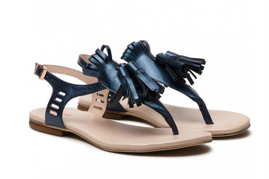Piękne sandały Gino Rossi z wyprzedaży