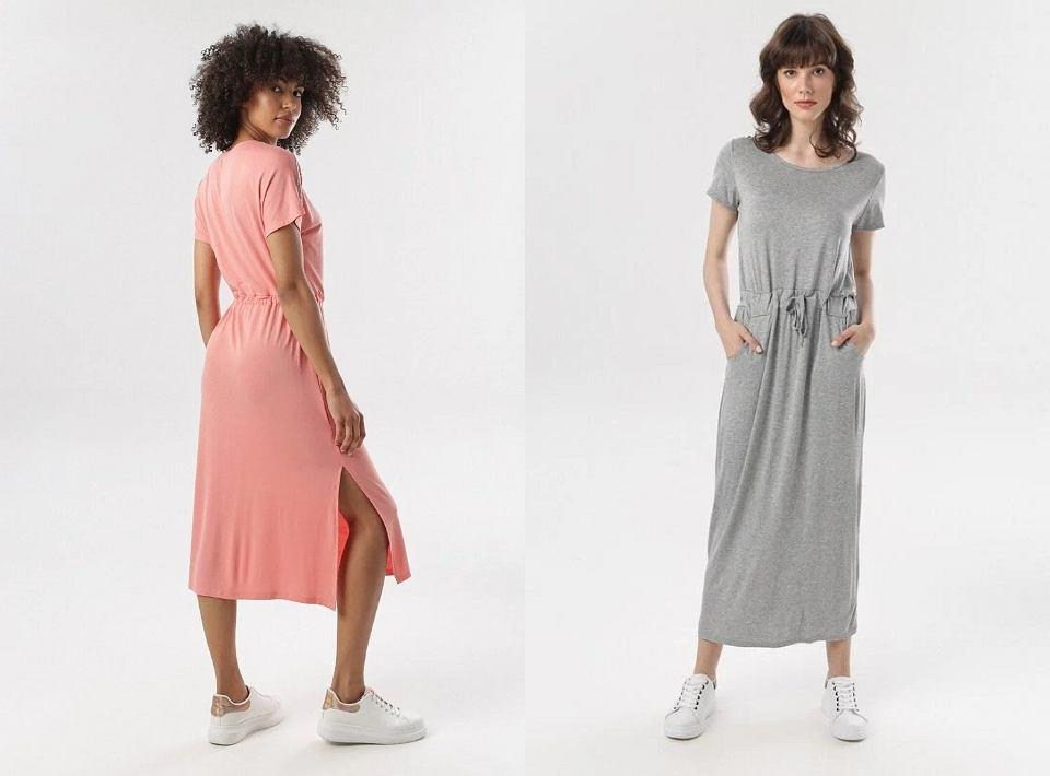 Długie sukienki