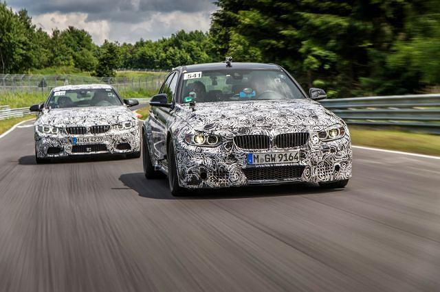 BMW M3 i M4 będą napędzane silnikiem R6 3.0 Twin-Turbo o mocy 430 KM