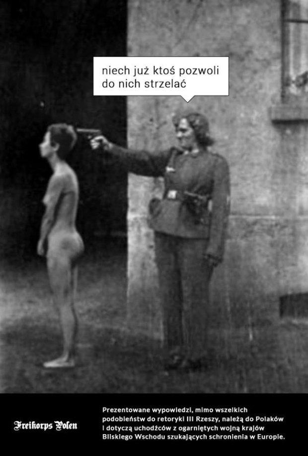 Zdjęcie z bloga 'Freikorps Polen'