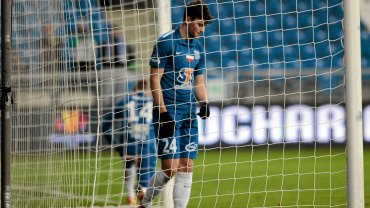 Lech Poznań - Zagłębie Sosnowiec 1:0 w półfinale Pucharu Polski. Dawid Kownacki kilka dni przed meczem ukończył 19 lat.
