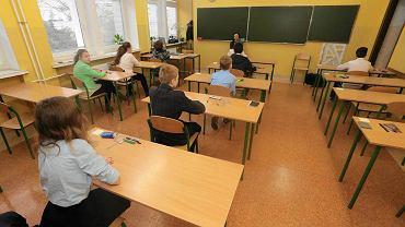 Sprawdzian szóstoklasisty w SP nr 10 w 2015 roku