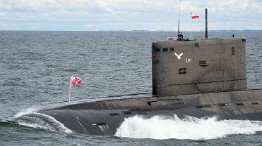 Okręt podwodny ORP 'Orzeł' 291