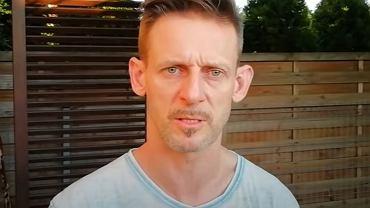 Michał Wójcik przeżywa dramat. Prosi o pieniądze na leczenie ukochanej.