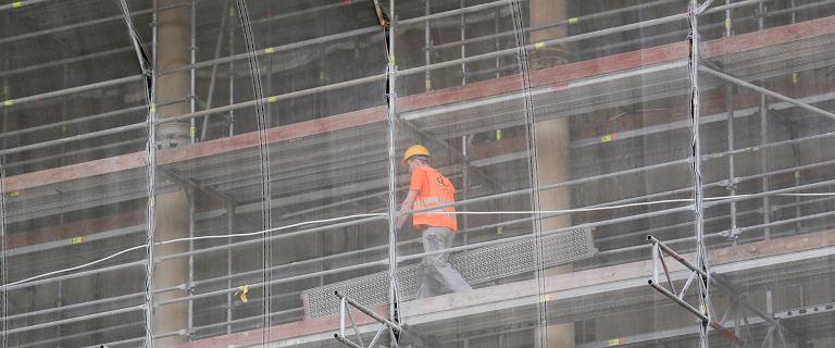 Rzeszów. Tragiczny wypadek na budowie. Robotnicy spadli z 11. piętra