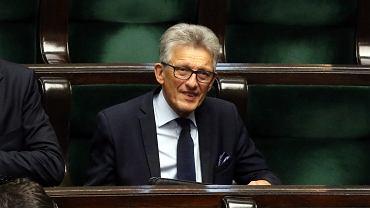 Poseł Stanisław Piotrowicz
