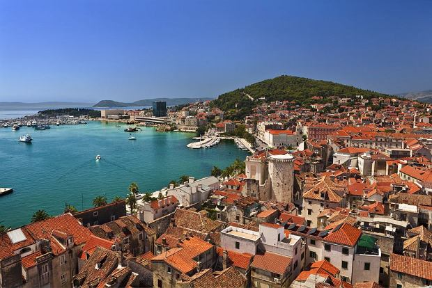 Split - cesarskie miasto. Co zobaczyć w Splicie [CHORWACJA]