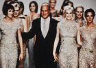 Oscar de la Renta - symbol wyrafinowanej elegancji. Ubierał Pierwsze Damy i ikony światowego kina