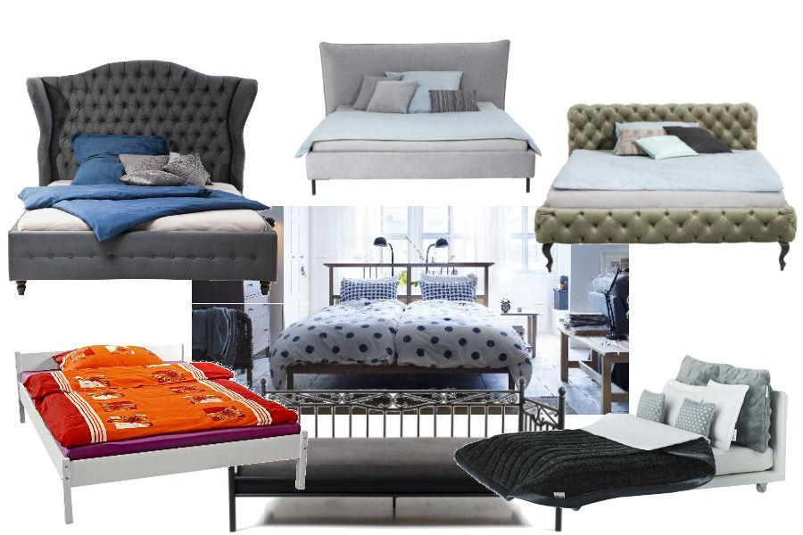Wygodne I ładne łóżko Najważniejszy Element Sypialni
