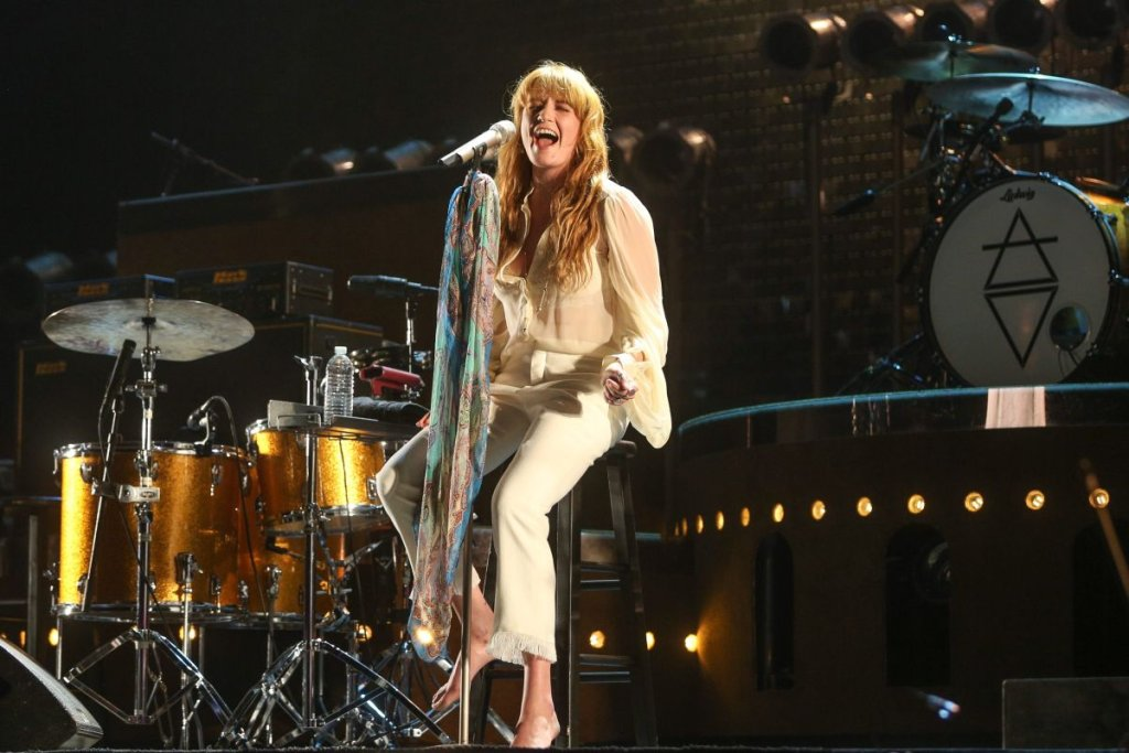Florence Welch, Florence And The Machine / Rich Fury / Rich Fury/Invision/AP