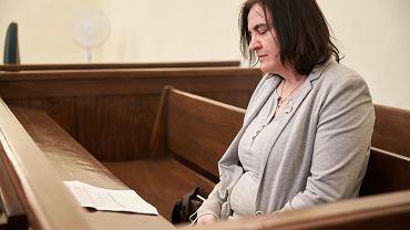 Anna Maria Kołakowska w Sądzie Okręgowym w Gdańsku