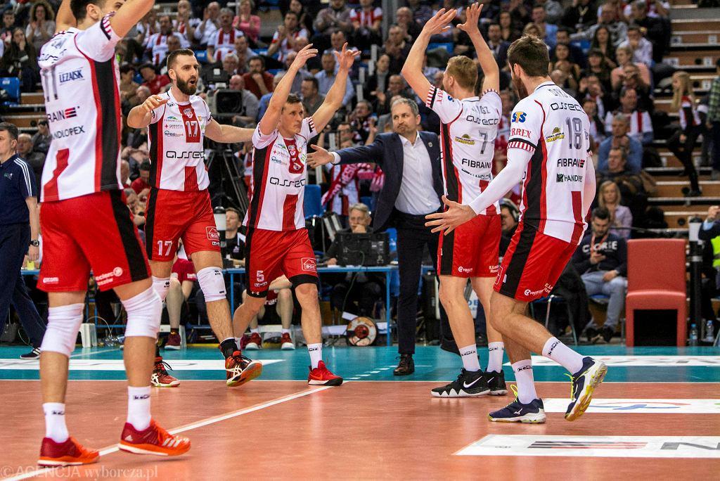 Asseco Resovia - Jastrzębski Węgiel 3-0