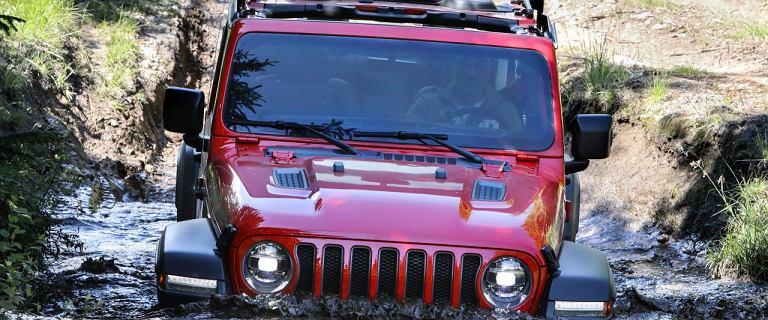 Jeep wyprzedaje wszystkie swoje auta. Sprawdzamy najciekawsze oferty