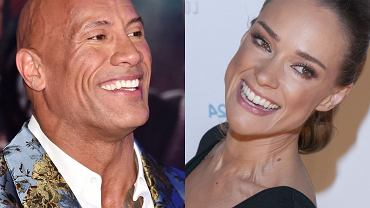 Dwayne 'The Rock' Johnson, Alicja Bachleda-Curuś