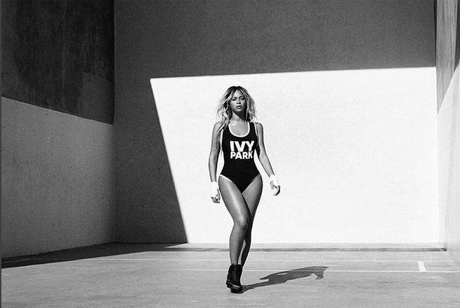 Sportowa kolekcja Beyonce