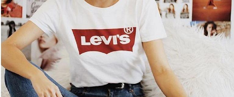 Wielka wyprzedaż marki Levi's! Niezniszczalne dżinsy i kultowe T-shirty kupisz za ułamek ceny!