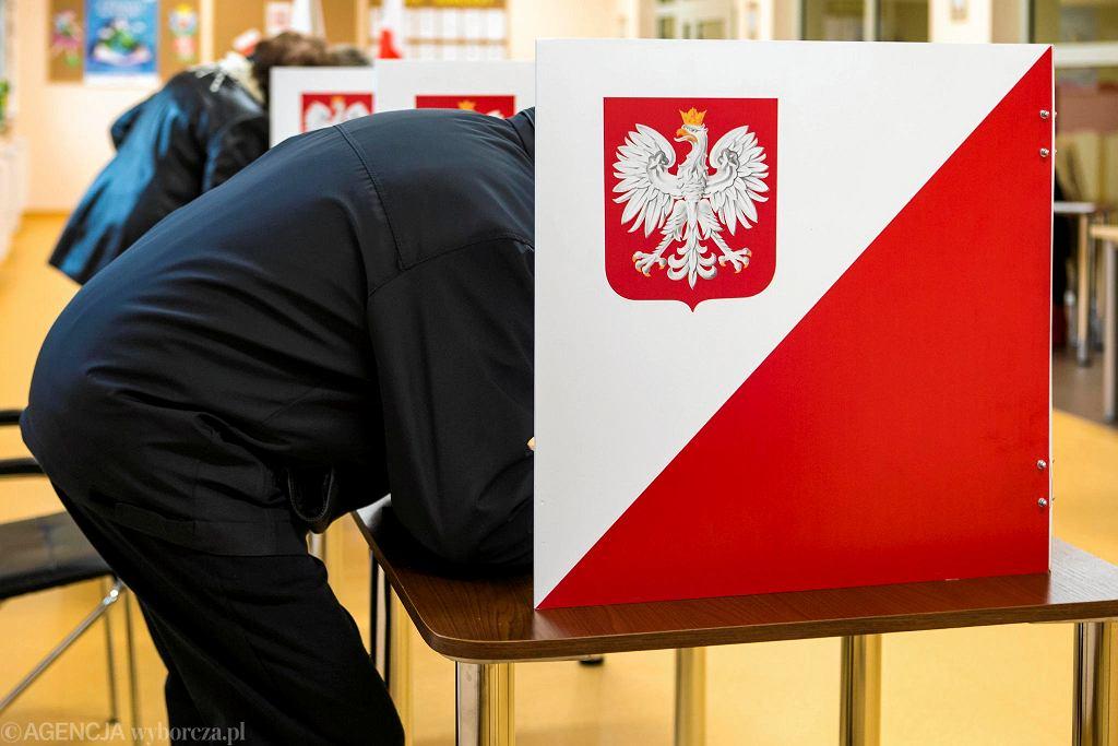 Druga tura wyborów samorządowych. Głosowanie w gminie Krasne