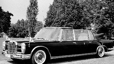 Mercedes-Benz 600 Pullman (W 100)